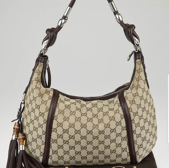 4854ca5c80c Gucci Bags   Authentic Techno Horsebit Medium Hobo Bag 24   Poshmark